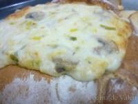 Pan de queso (tipo fondue) - Cocina de Valen