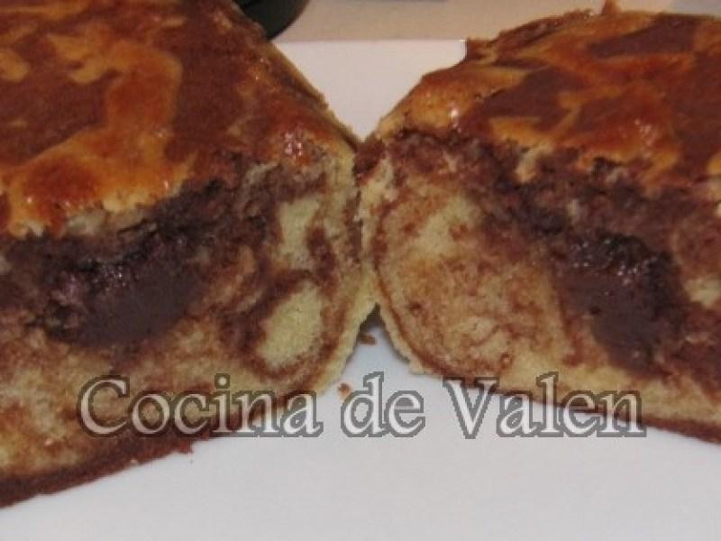 Torta Marmoleada - Cocina de Valen