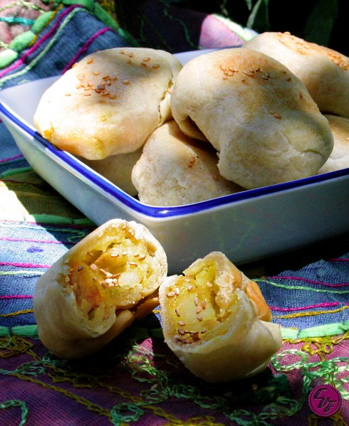 Kachori de patata