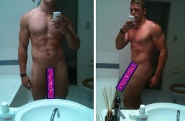 MAN CANDY: Rugby Player George Burgess' Naked Selfie [NSFW]