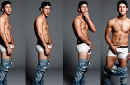 MAN CANDY: Nick Jonas Shows Off His Package For FLAUNT Mag