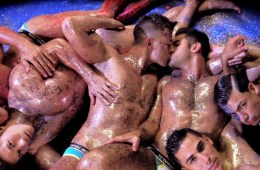 Andrew Christian Models Out-Gay Themselves In CAMP New Video [NSFW]