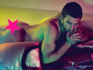 MAN CANDY: Jamie Dornan's 50 Shades Of Naked [NSFW]