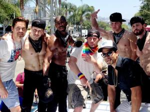 Channing Tatum And Cast Of 'Magic Mike XXL' Dance On Float For LA Pride