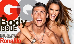 MAN CANDY: Cristiano Ronaldo Strips Off For GQ And His Body Is Insane!