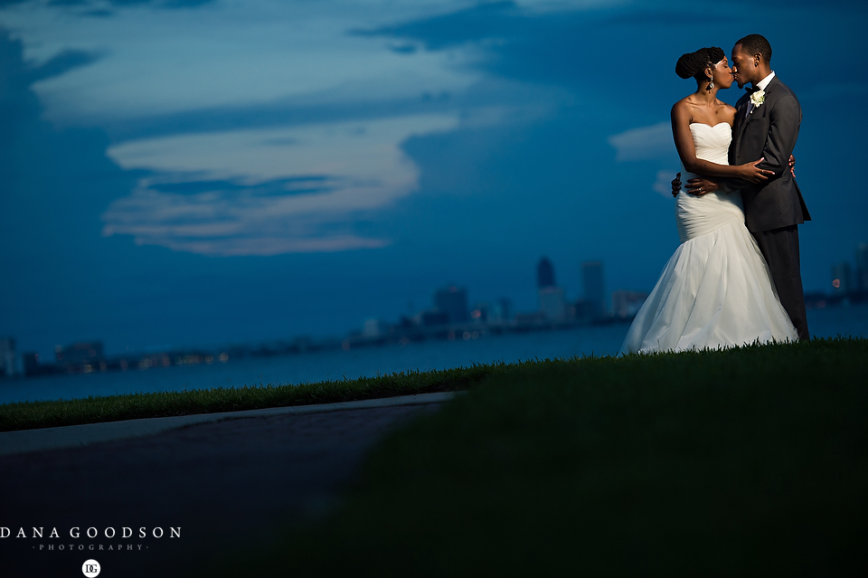 Real Jacksonville Florida Yacht Club Wedding