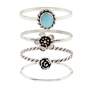Accessorize Stacking Rings