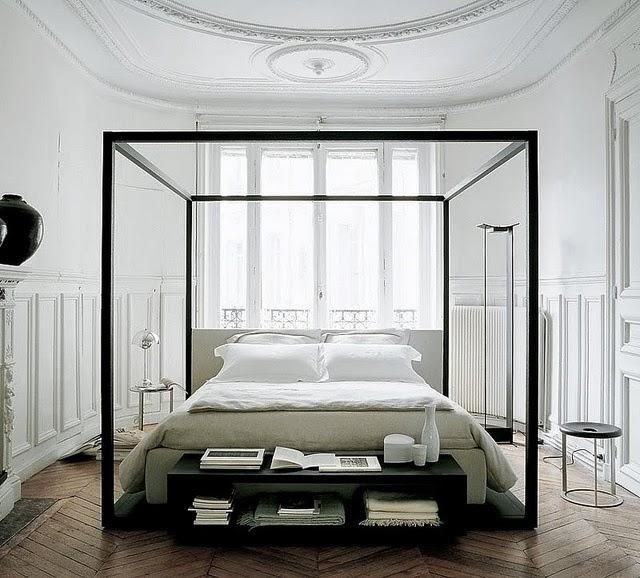 canopy-bed-herringbone-floors-cococozy