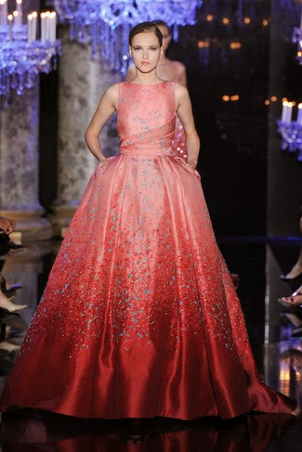 elie-saab-gown-coral-pink-ombre-beaded-gradient-color-cococozy-fall-couture