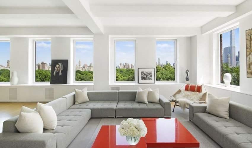 $42 Million Central Park Apartment Home Tour