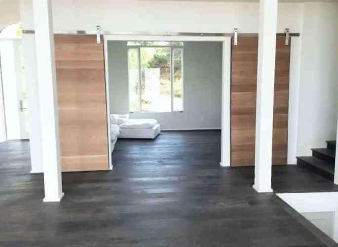 Our Interior Barn Doors – Malibu Home Renovation Project