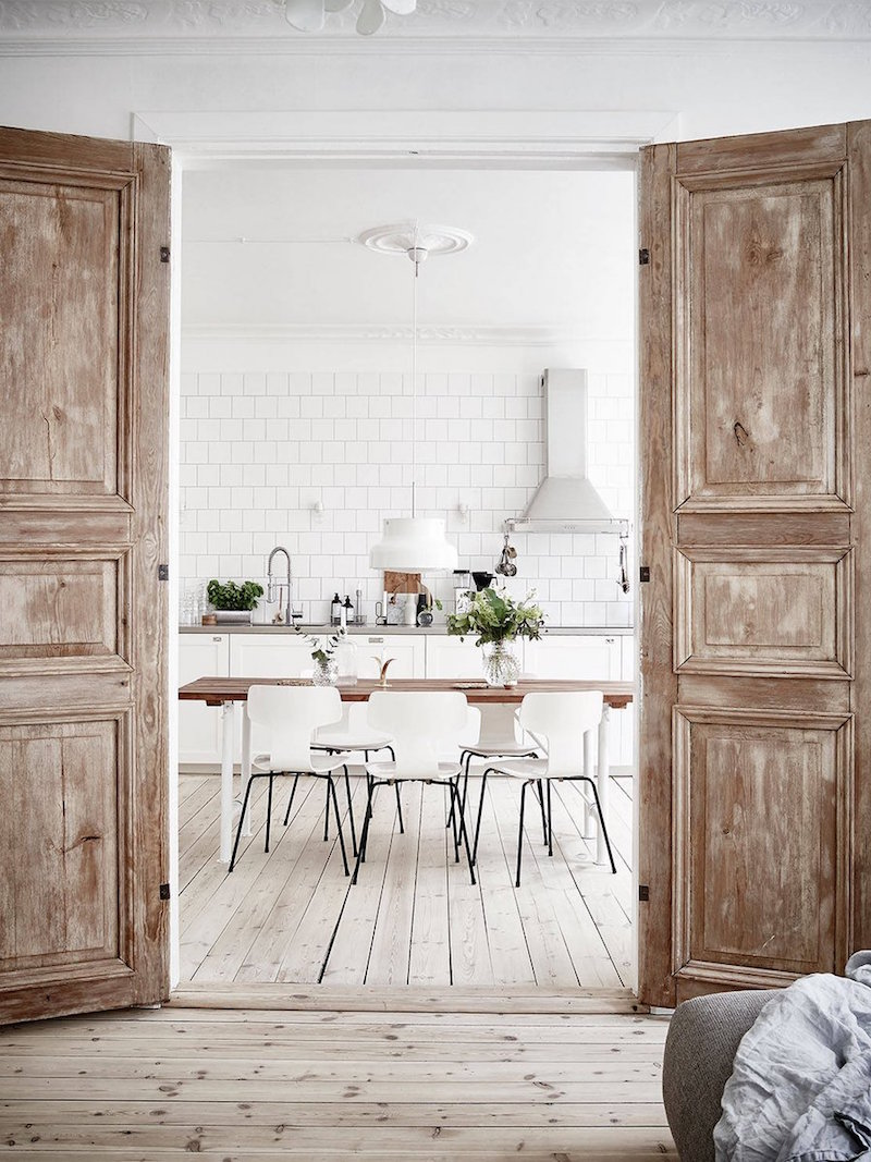 Scandinavian Flat – Room of the Week
