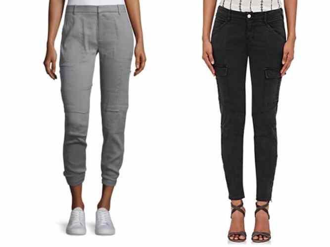 11 Skinny Cargo Pants