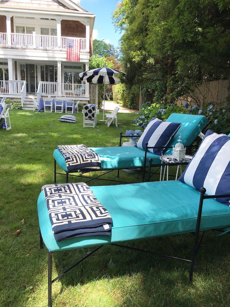 Outdoor Lounge Area – Designer Recreate