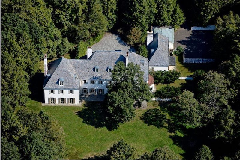 Delphine Krakoff Clark House Connecticut Estate