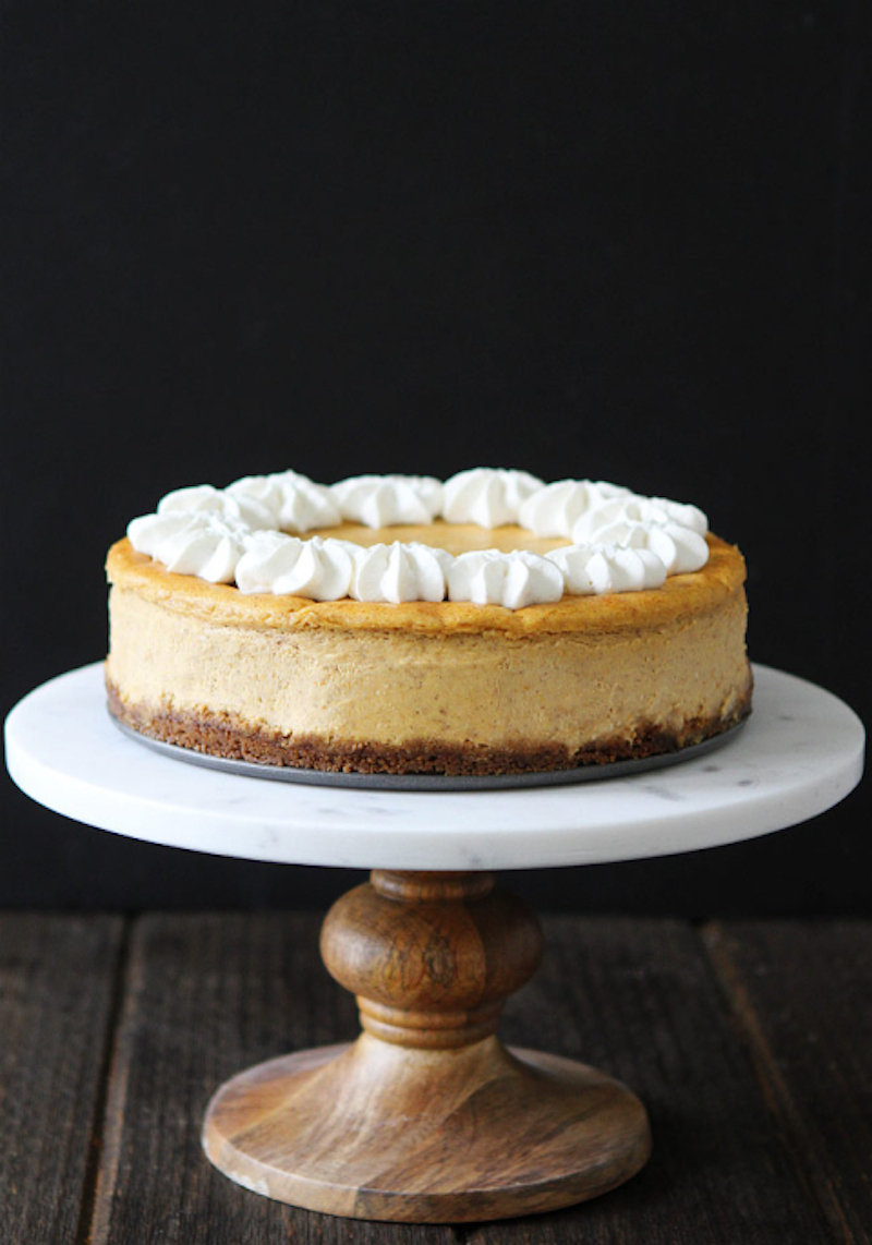 5 Pumpkin Cheesecake Recipes Just In Time
