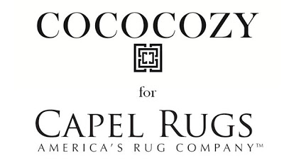 COCOCOZY for Capel Rugs logo