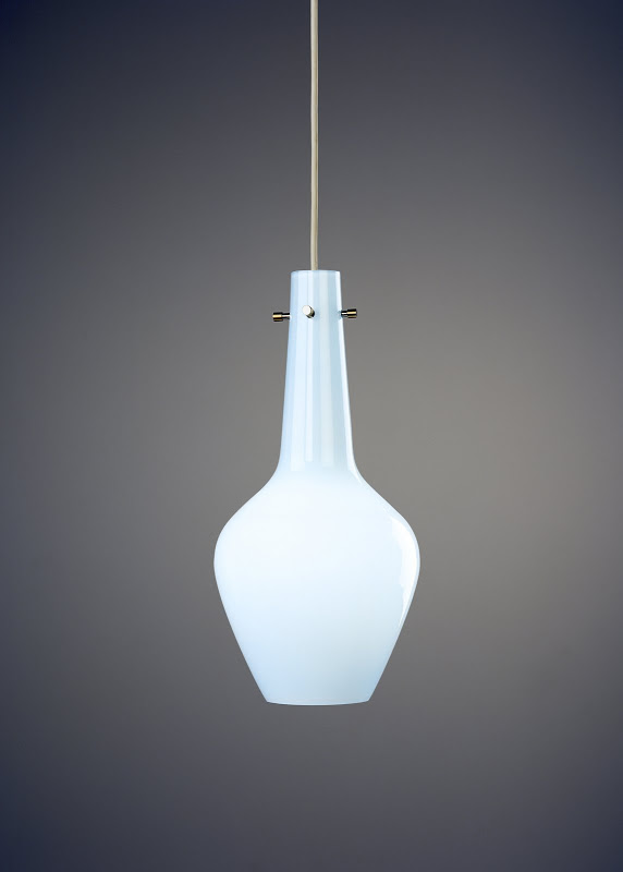 Capri Bottle Pendant Light from Jonathan Adler