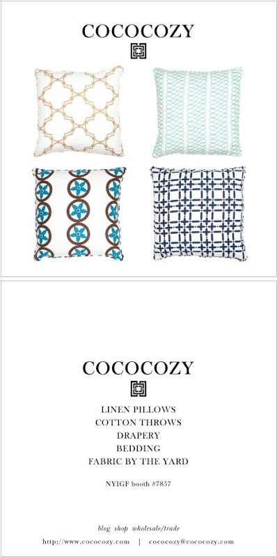 COCOCOZY Spring 2011 Post Card