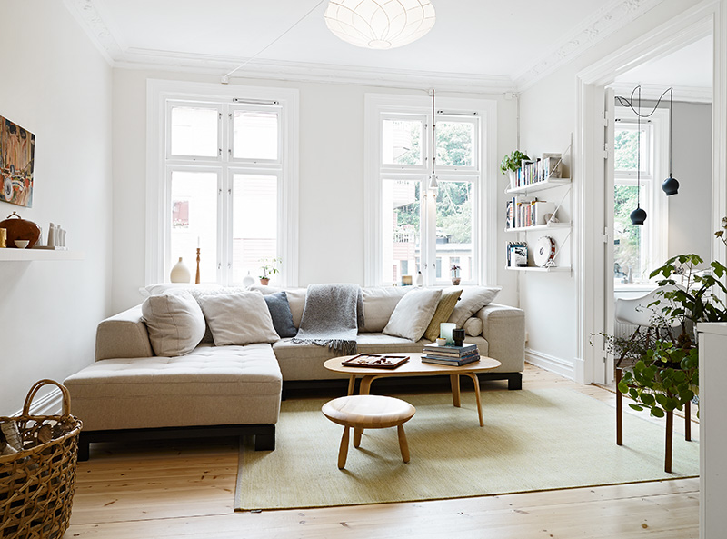Apartment in Gotheburg - via Coco Lapine