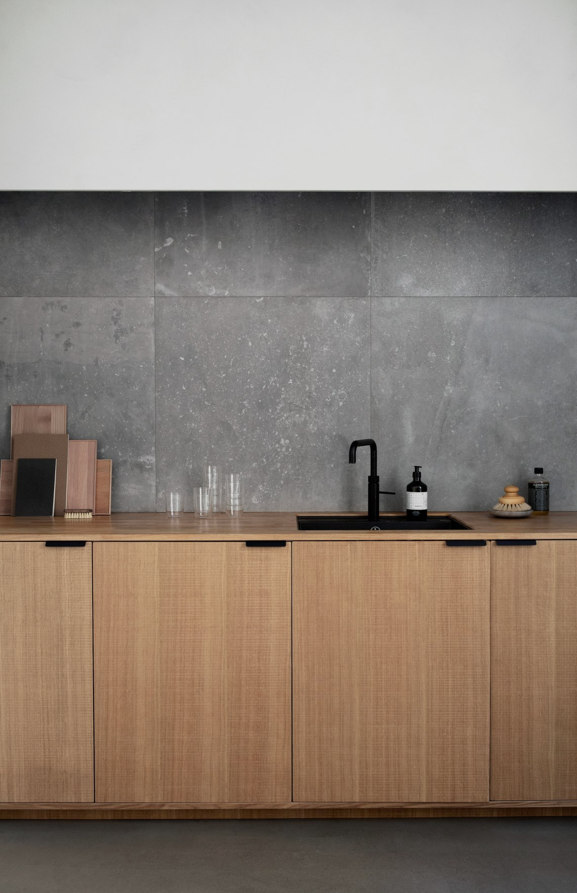Reform kitchen in Norm Architects' Studio