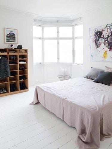 A Danish family home with classics and art - via cocolapinedesign.com