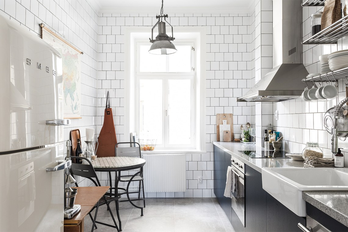 dark blue and kitchen tiles coco lapine designcoco lapine design