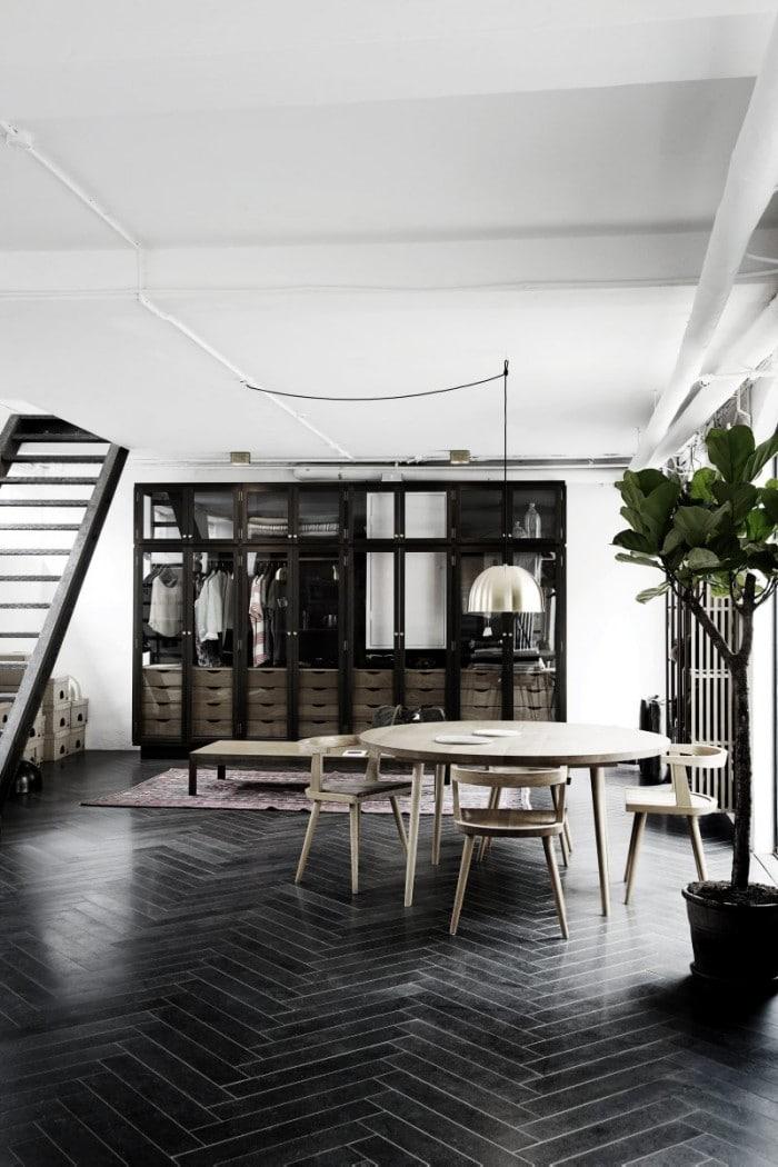 The beautiful home of Kim Dolva - via cocolapinedesign.com