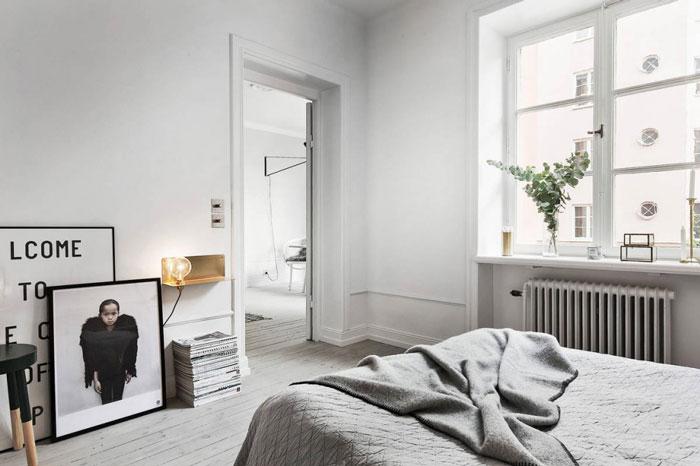 Clean grey space - via cocolapinedesign.com