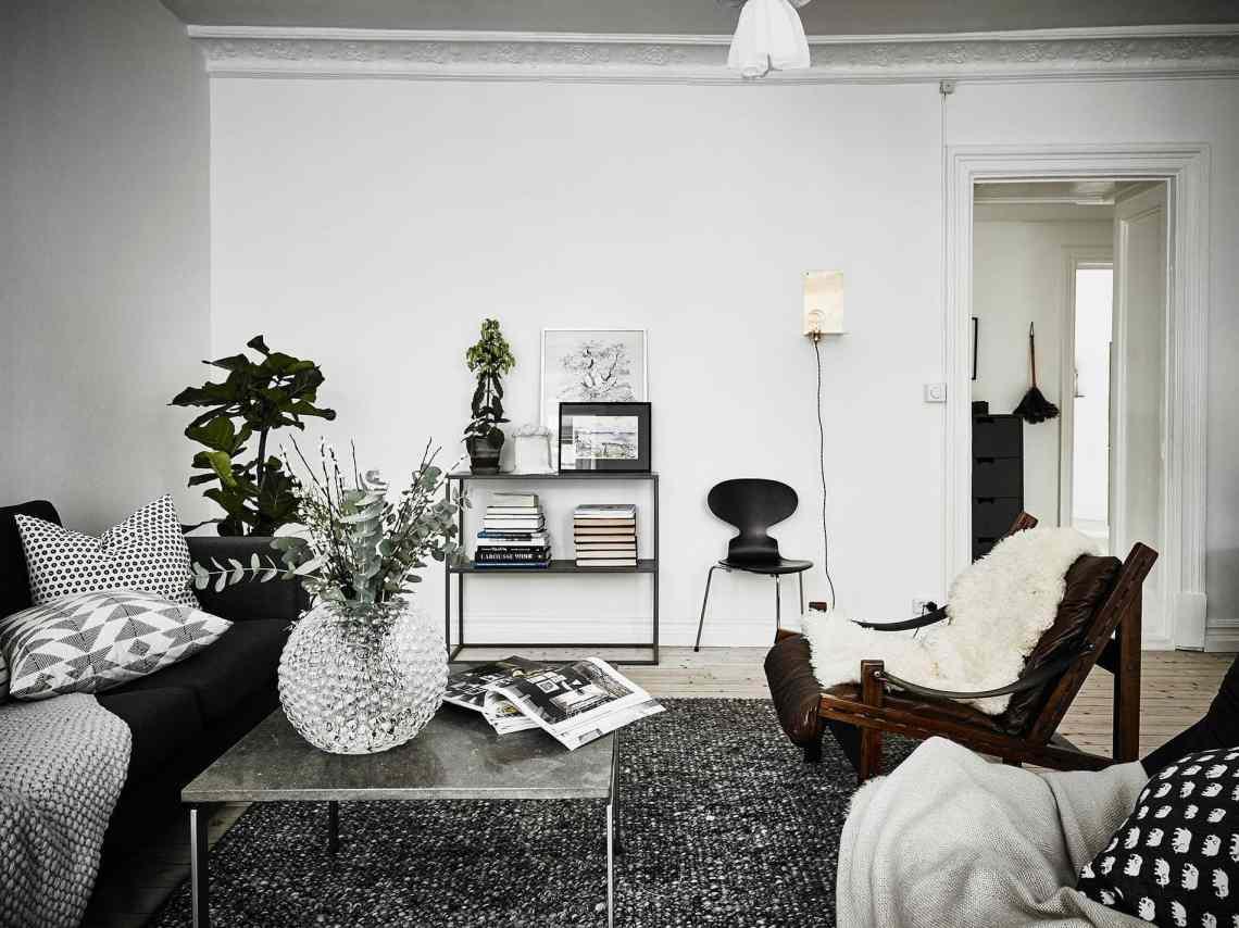 Simple and cozy home - via cocolapinedesign.com