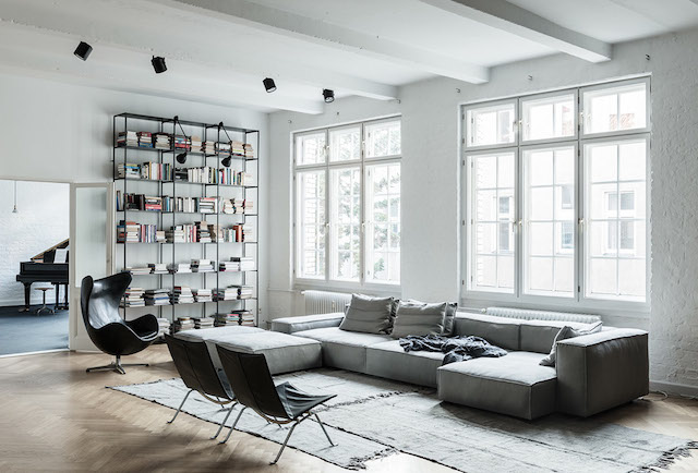 berlin loft coco lapine designcoco lapine design. Black Bedroom Furniture Sets. Home Design Ideas