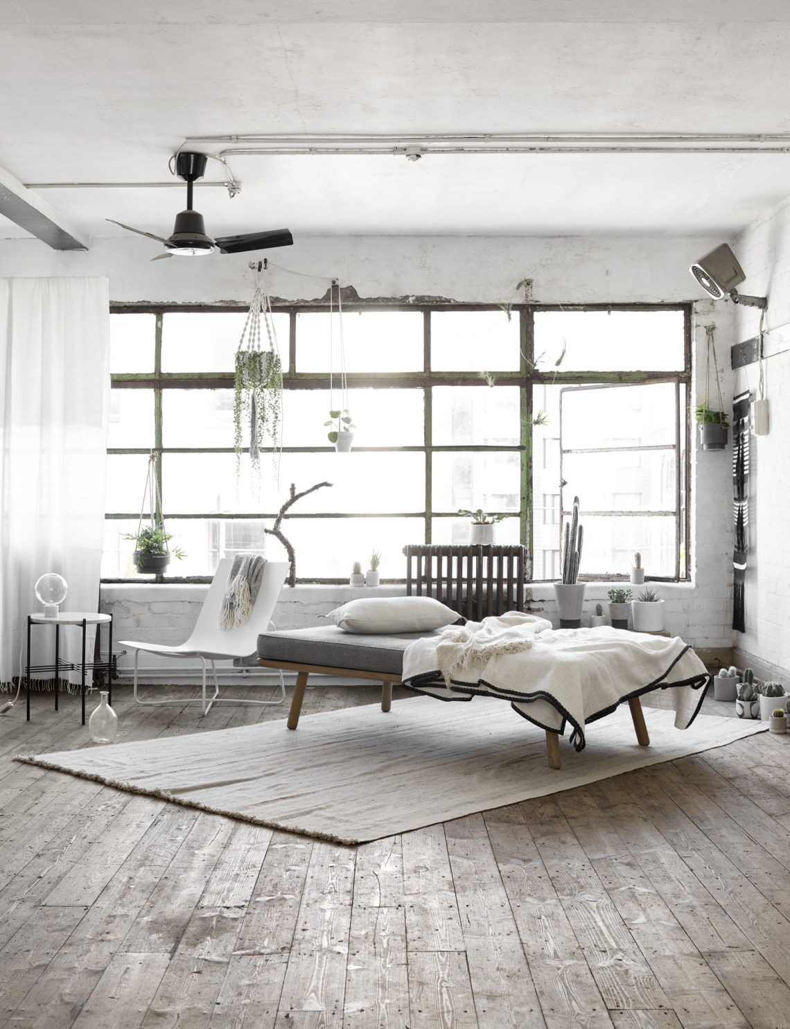Lofty greens - via cocolapinedesign.com
