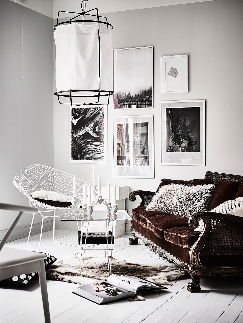 Super white home - via cocolapinedesign.com