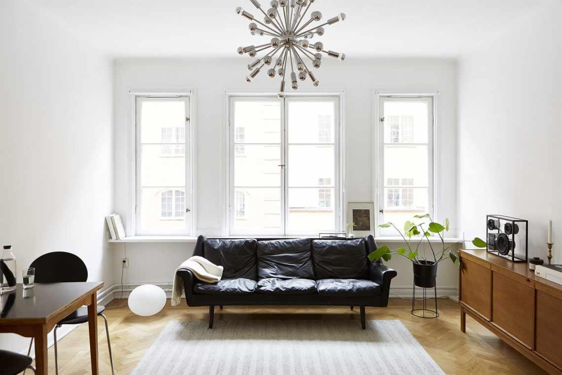 Cozy simple home - via cocolapinedesign.com