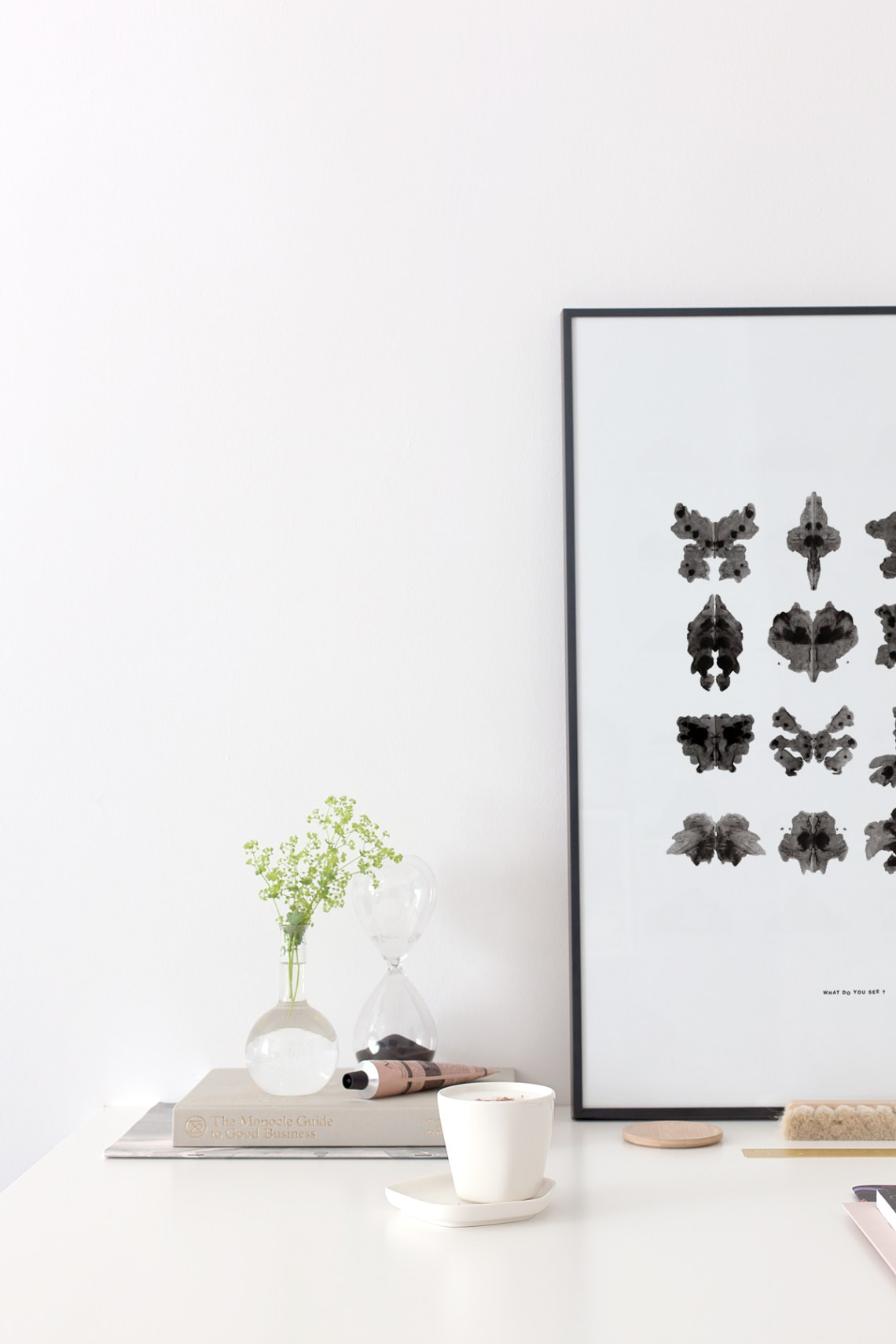 New print in the shop: What do you see ? - cocolapine.bigcartel.com