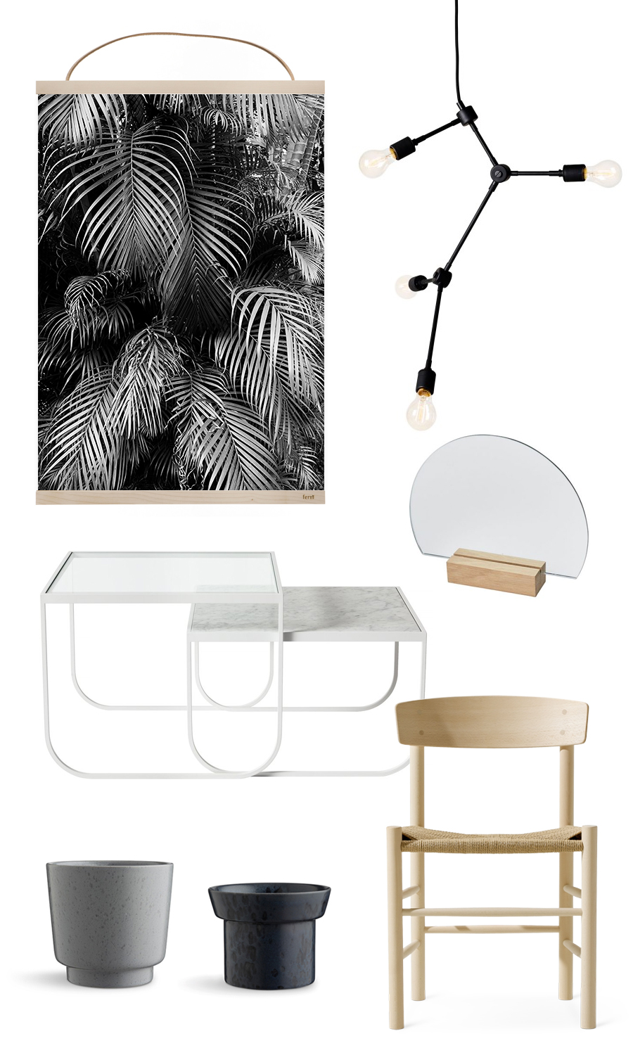 Living Room inspiration - via Coco Lapine Design