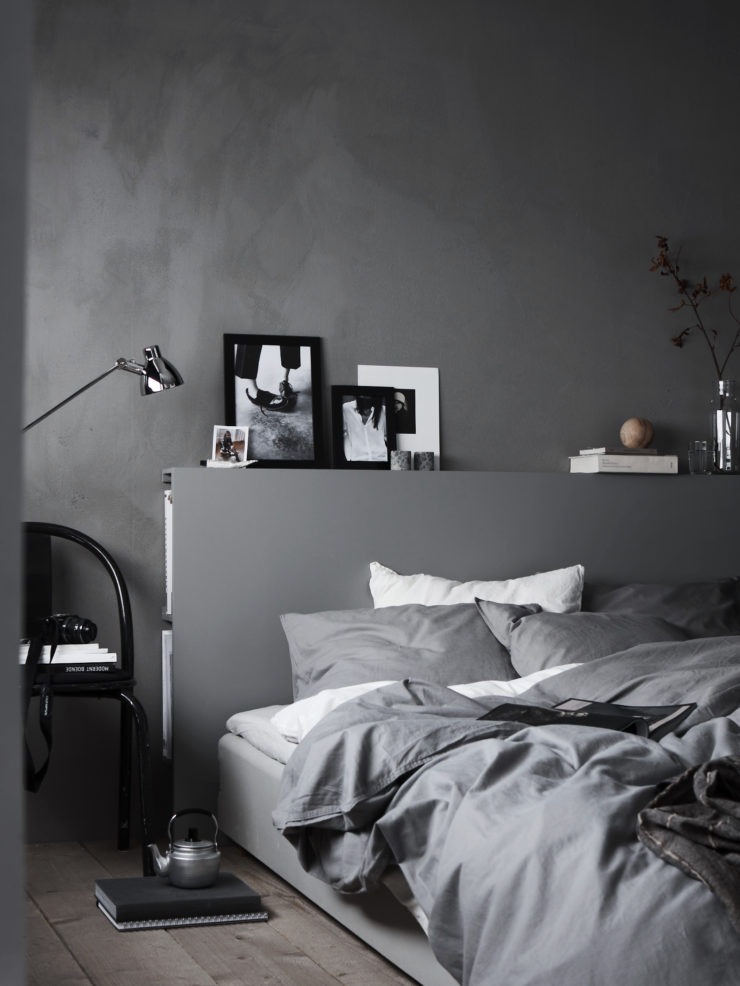 DIY headboard inspiration - via Coco Lapine Design