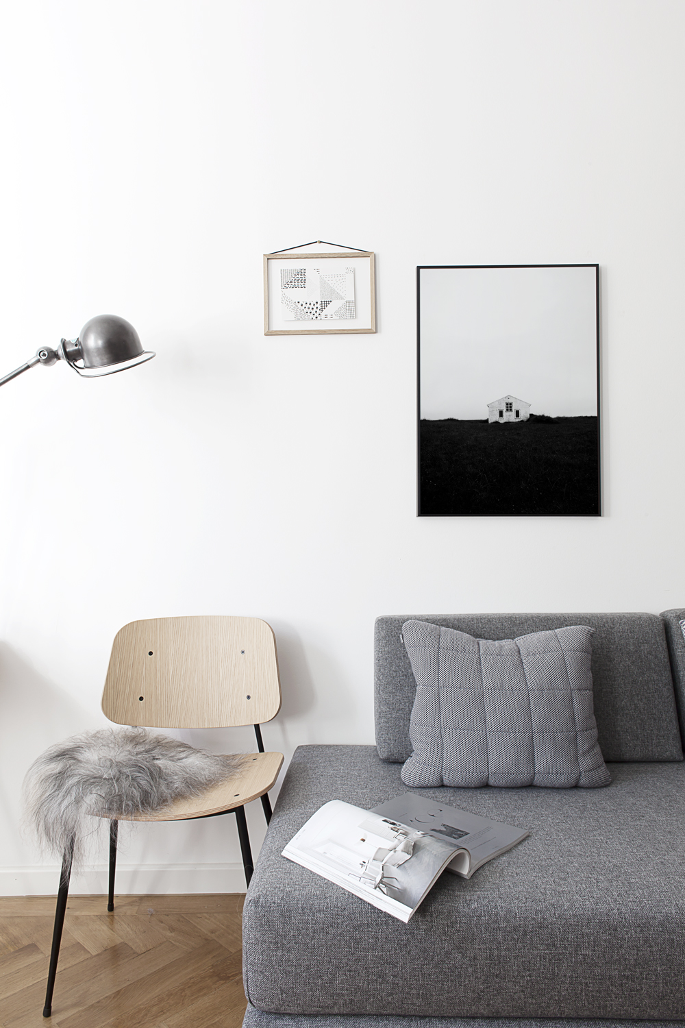 Søborg Chair by Fredericia - via Coco Lapine Design