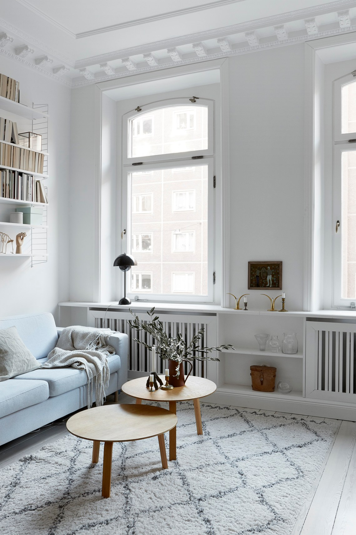 Cozy turn of the century home - via Coco Lapine Design