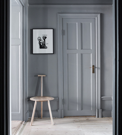 Lotta Agaton's home for sale - via Coco Lapine Design