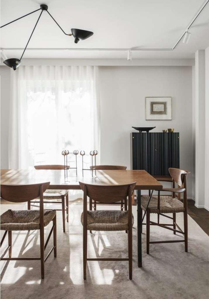 The stylish pastel home of Jennie and Per Liljefors - via Coco Lapine Design