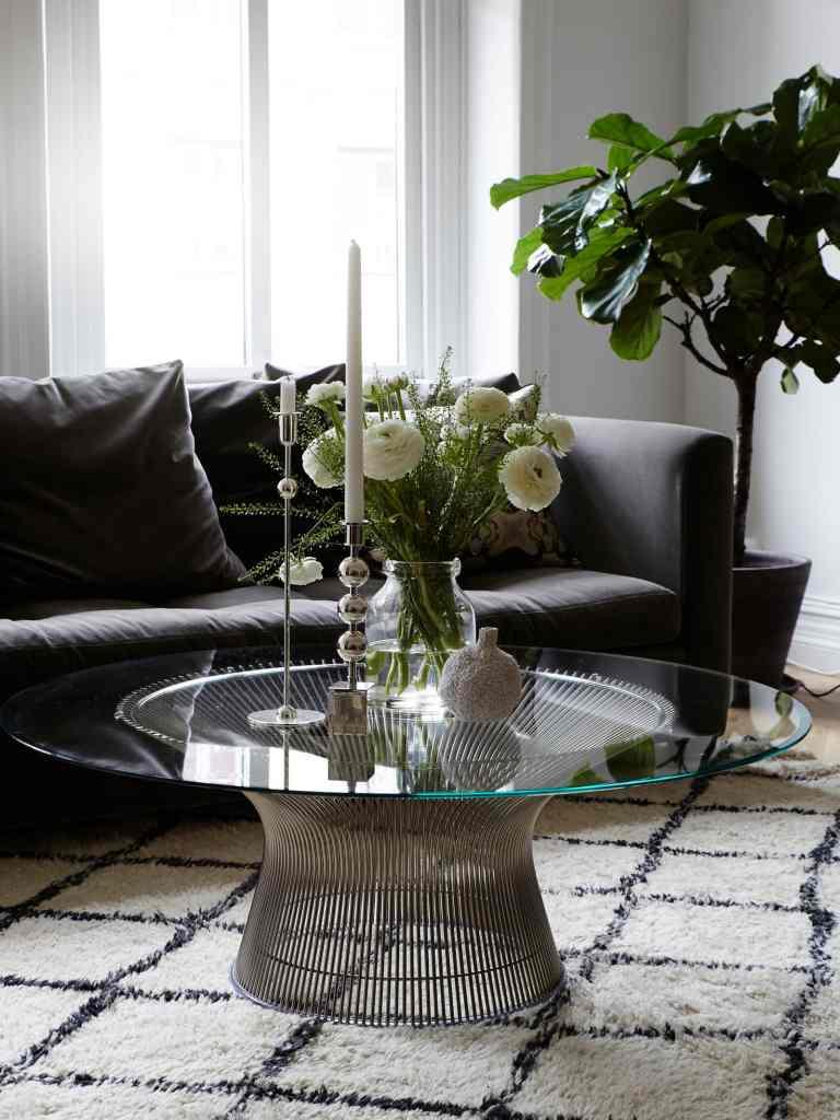 Lisa Robertz's home - via Coco Lapine Design