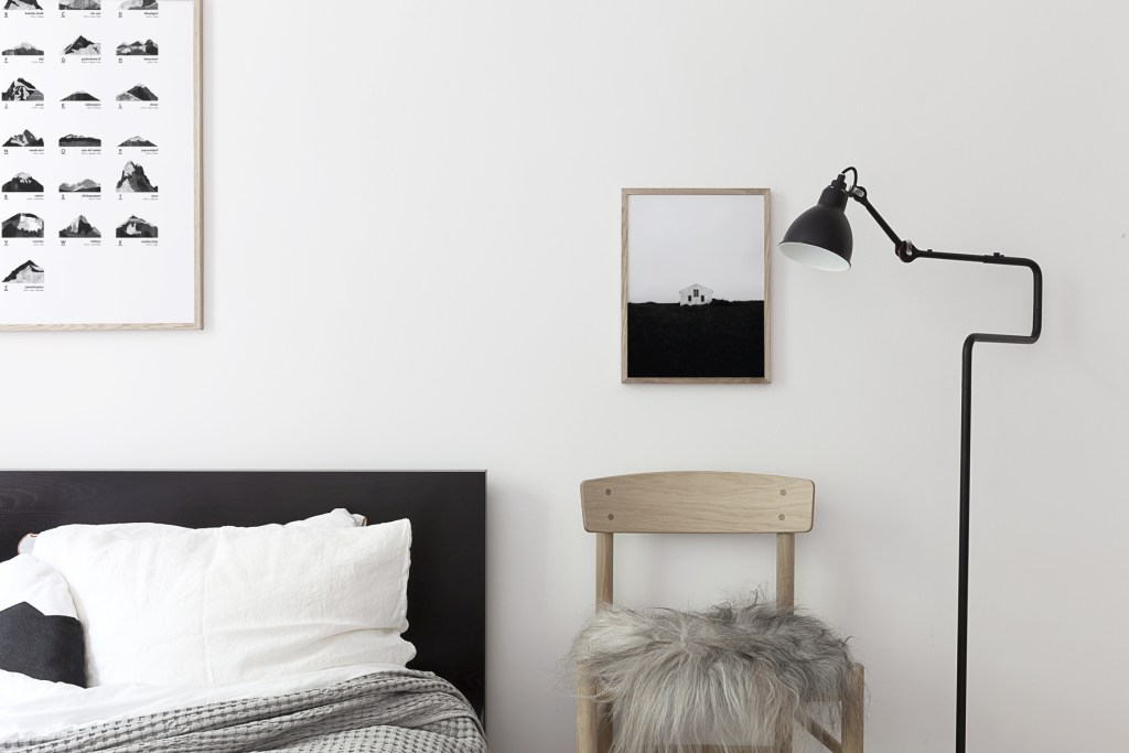 DCW Éditions floor lamp from Flinders - via Coco Lapine Design