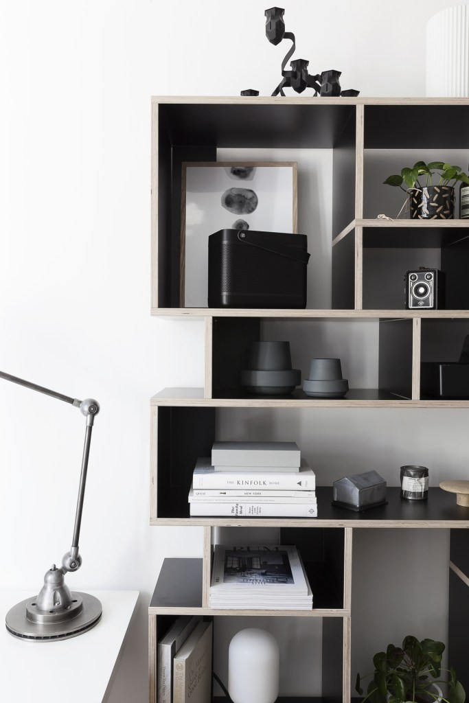 Tylko shelf in my office - via Coco Lapine Design