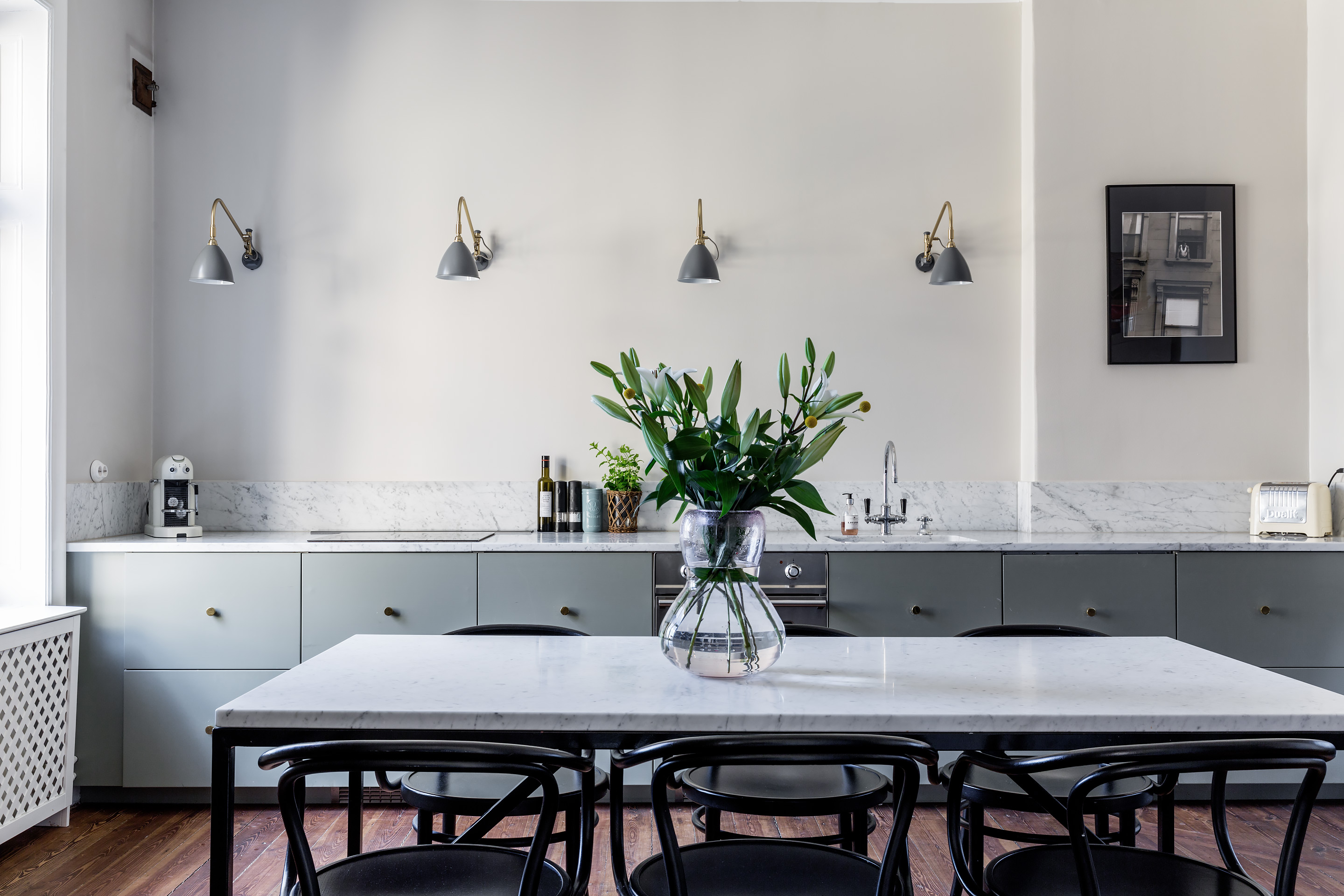 Stylish Kitchen Stylish Kitchen And Dining Space Coco Lapine Designcoco Lapine