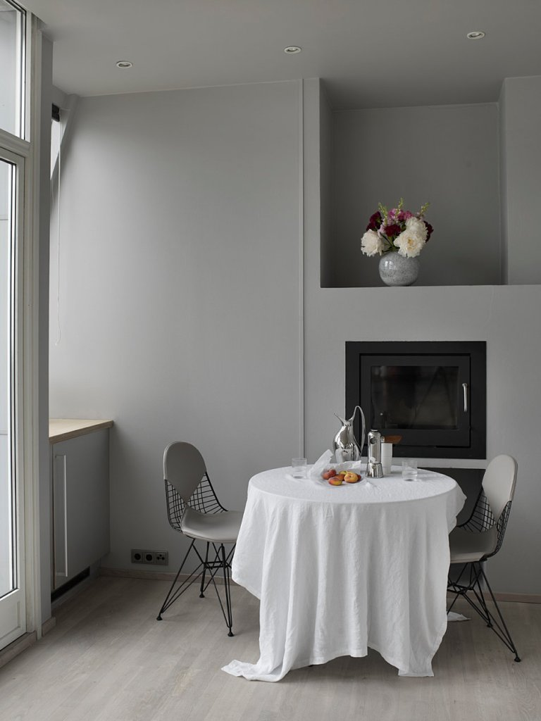 Beautiful home in Olso - via Coco Lapine Design blog
