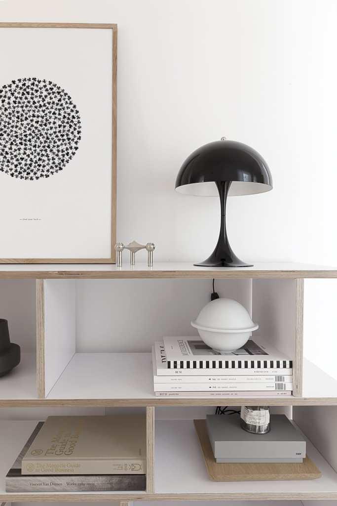 Our hallway - via Coco Lapine Design blog