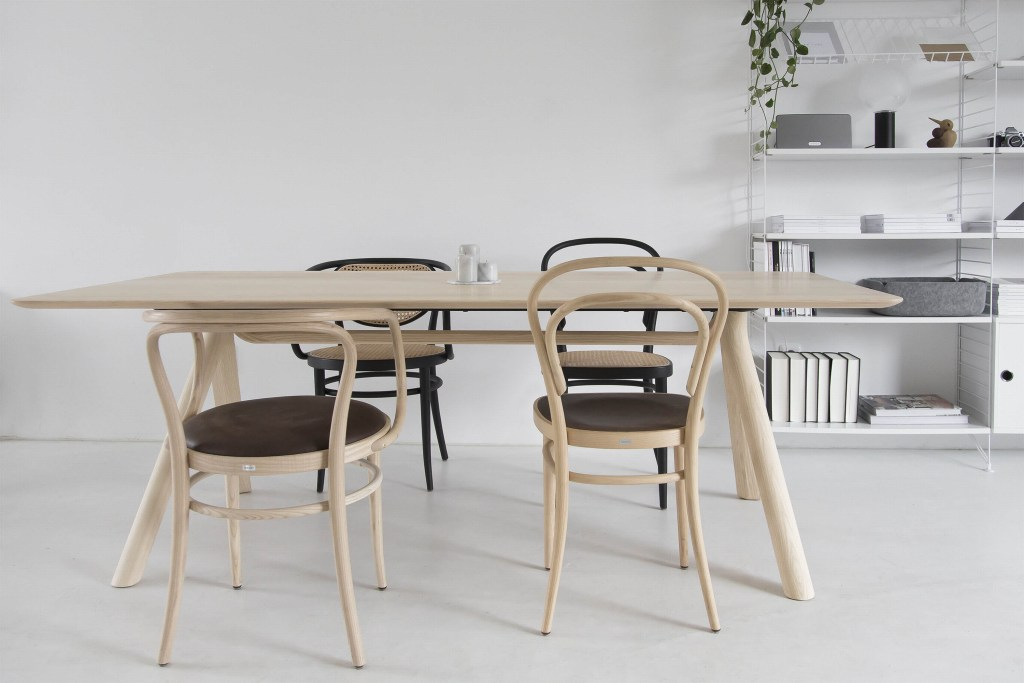 Thonet & Beeldsteil - via Coco Lapine Design blog