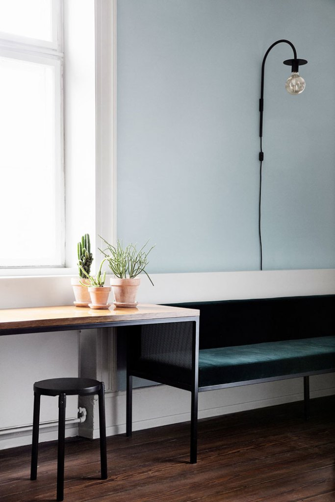 Nomad Workspace - via Coco Lapine Design blog