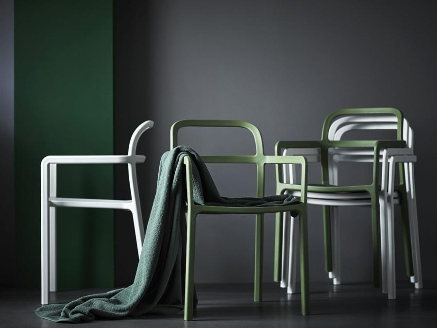 Ikea & HAY - via Coco Lapine Design blog